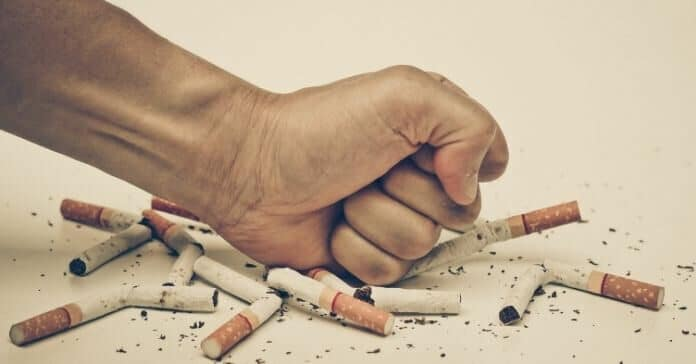 parar com o tabagismo é essencial